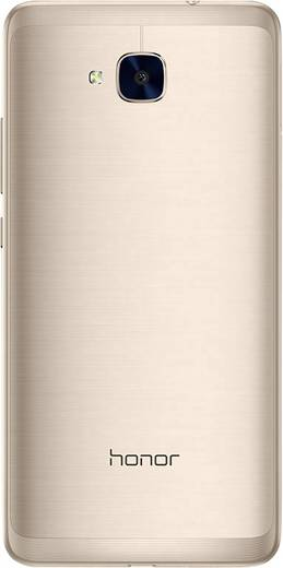 honor 5C LTE-Dual-SIM Smartphone 13.2 cm (5.2 Zoll) 2 GHz Octa Core 16 GB 13 Mio. Pixel Android™ 6.0 Marshmallow Gold