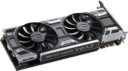 EVGA Grafikkarte Nvidia GeForce GTX1080 SC Gaming ACX 3.0 8 GB GDDR5X-RAM PCIe x16 HDMI™, DisplayPort, DVI