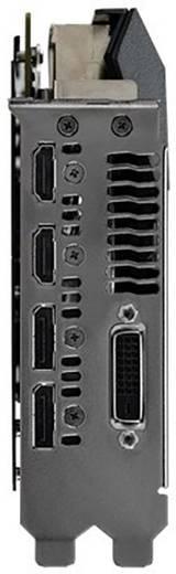 Grafikkarte Asus Nvidia GeForce GTX1080 Strix Overclocked 8 GB GDDR5X-RAM PCIe x16 HDMI™, DisplayPort, DVI