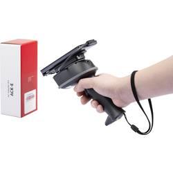 Skener pro smartphone skener čárových kódů Renkforce RioScan iCR6307AS iCR6307AS, CCD, microUSB (OTG), Bluetooth, černá