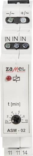 Treppenlichtzeitschalter Hutschiene 24 V Zamel ASM-02/24V