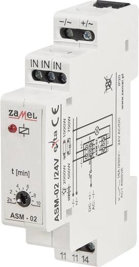 Treppenlichtschalter analog 16 A 1 Schließer 24 V Zamel ASM-02/24V