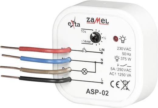 Treppenlichtschalter analog 5 A 230 V Zamel ASP-02