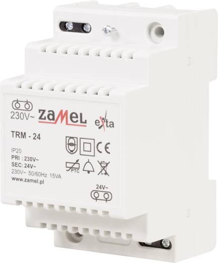 Klingel-Transformator 24 V/AC 0.63 A Zamel TRM-24