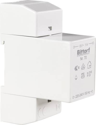 Klingel-Transformator 8 V/AC 1 A Bittorf 70