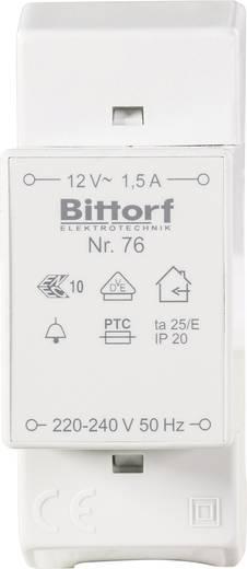 Klingel-Transformator 12 V/AC 1.5 A Bittorf 76