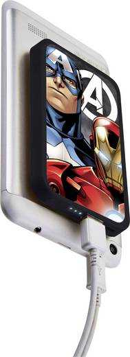 Powerbank (Zusatzakku) Lexibook Avengers Li-Ion 4000 mAh