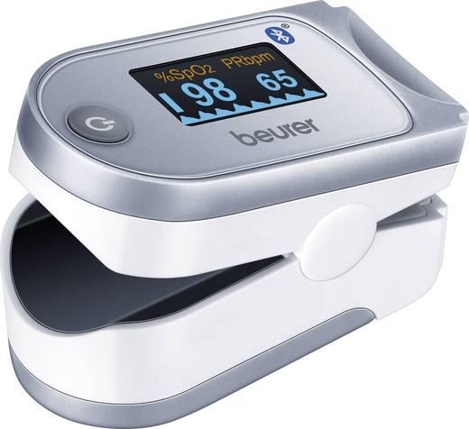 Blutsauerstoff-Messgerät Beurer PO 60 Bluetooth® Pulsoximeter