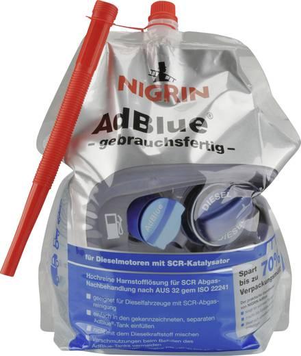 AdBlue® Standbeutel Nigrin 73999 5 l