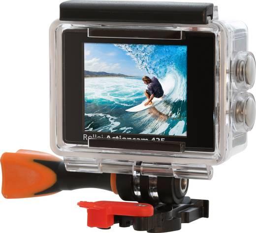 Action Cam Rollei 425 5040298 4K, Wasserfest, WLAN