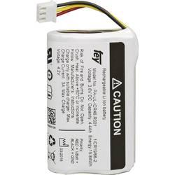 Akupack Li-Ion akumulátor 18650 se zástrčkou Fey Elektronik PA-UL-LNB46, 6700 mAh, 3.6 V