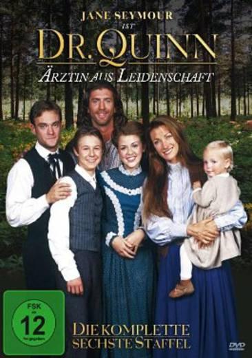 DVD Dr. Quinn Ärztin aus Leidenschaft FSK: 12