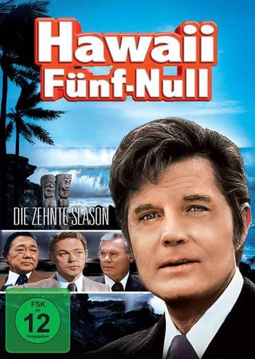 DVD Hawaii Fünf-Null FSK: 12