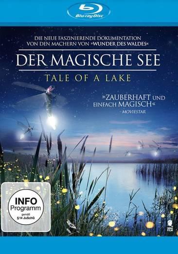 blu-ray Der magische See