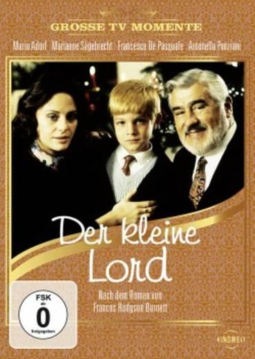 DVD Der kleine Lord FSK: 0