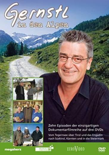 DVD Gernstl in den Alpen FSK: 0