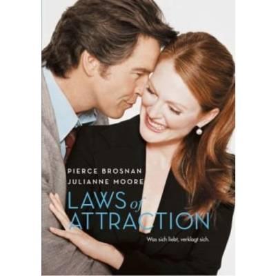 DVD Laws of Attraction Was sich liebt, verklagt sich FSK: 6 Preisvergleich