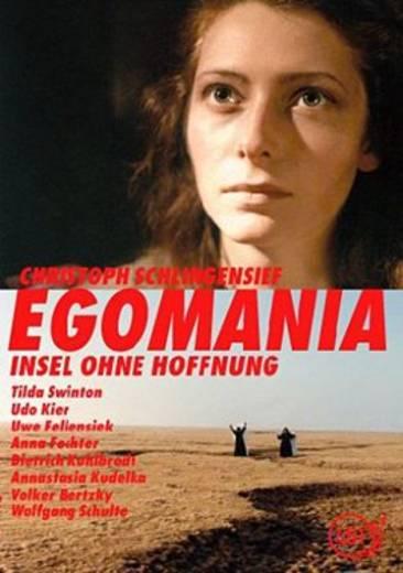 DVD Egomania Insel ohne Hoffnung FSK: 16