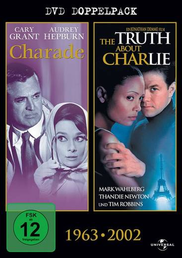 DVD Charade & The Truth about Charlie FSK: 12