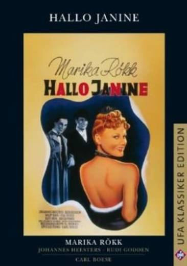 DVD Hallo Janine FSK: 12