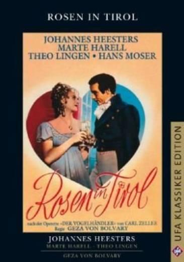 DVD Rosen in Tirol FSK: 12