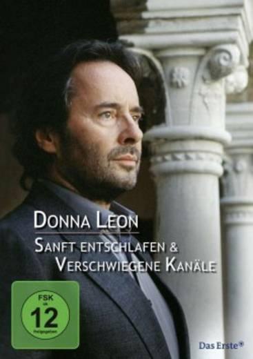 DVD Donna Leon Sanft entschlafen & Verschwiegene Kanäle FSK: 12