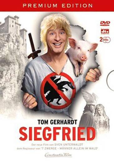 DVD Siegfried FSK: 6