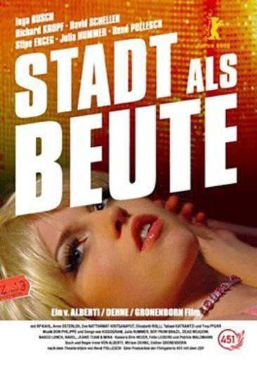 DVD Stadt als Beute FSK: 12