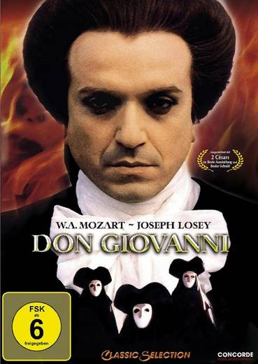 DVD Don Giovanni FSK: 6