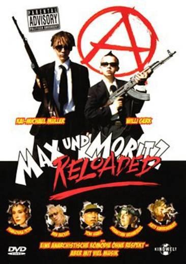 DVD Max und Moritz Reloaded FSK: 16