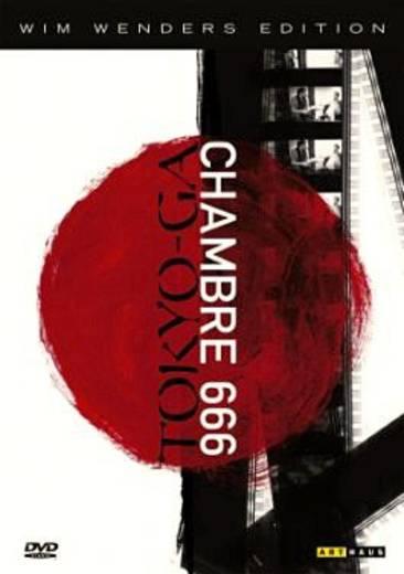 DVD Tokyo-Ga & Chambre 666 FSK: 12