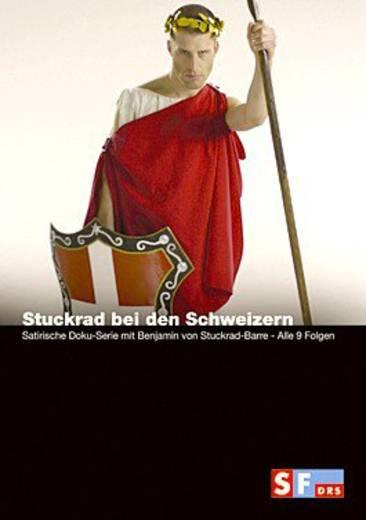 DVD Stuckrad bei den Schweizern FSK: 12