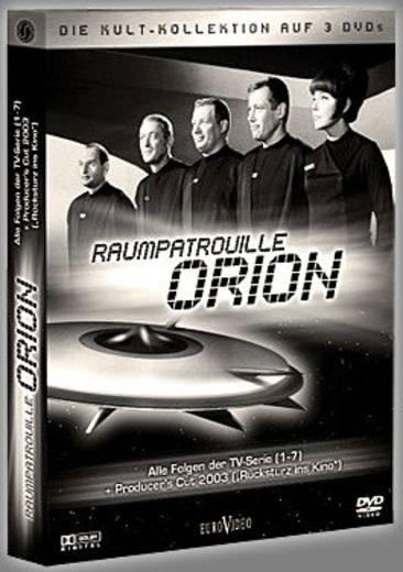 DVD Raumpatrouille Orion FSK: 12