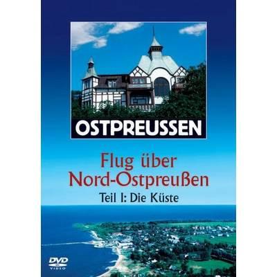 DVD Ostpreussen Flug über Nord-Ostpreussen Teil 1 FSK: 0 Preisvergleich