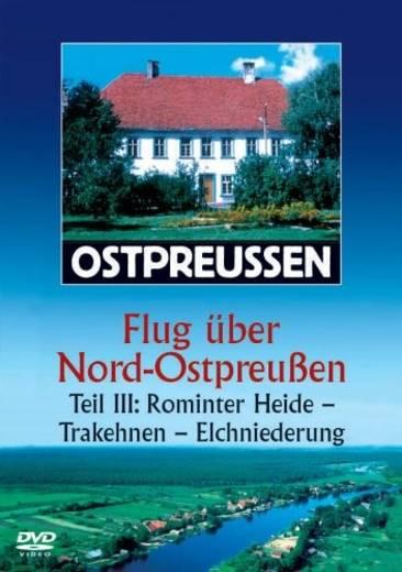 DVD Ostpreussen Flug über Nord-Ostpreussen Teil 3 FSK: 0