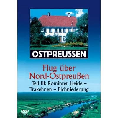 DVD Ostpreussen Flug über Nord-Ostpreussen Teil 3 FSK: 0 Preisvergleich