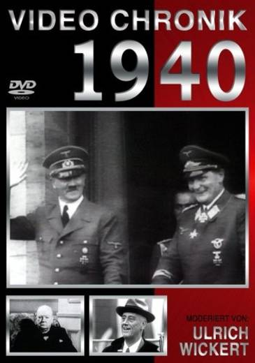 DVD Video Chronik 1940 FSK: 6