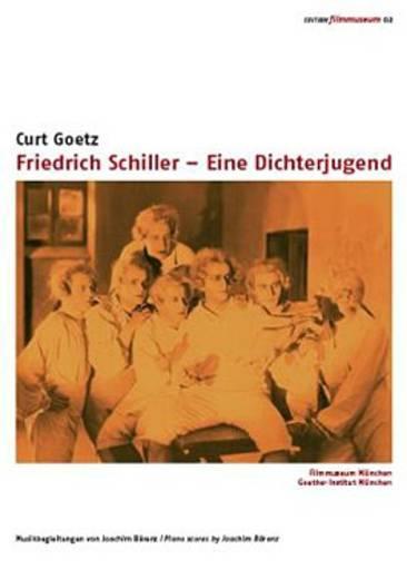 DVD Friedrich Schiller Eine Dichterjugend FSK: 0