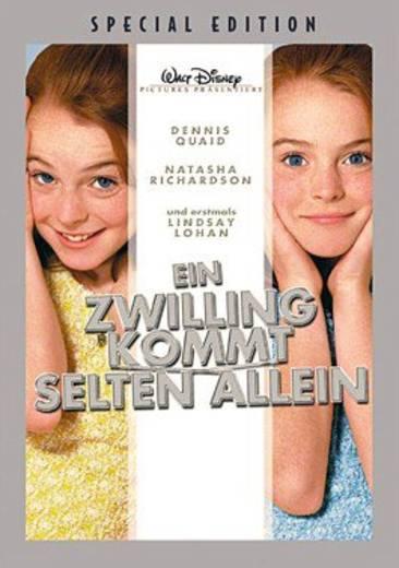 DVD Ein Zwilling kommt selten allein FSK: 0