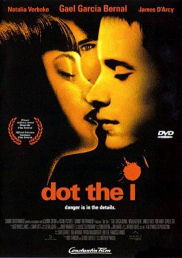 DVD Dot the I FSK: 12