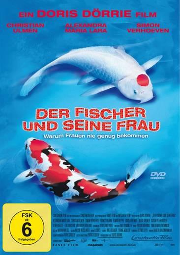 DVD Der Fischer und seine Frau FSK: 6