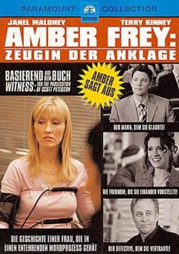 DVD Amber Frey: Zeugin der Anklage FSK: 12