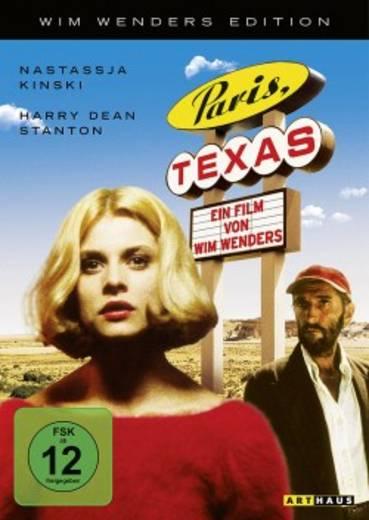 DVD Paris, Texas FSK: 16