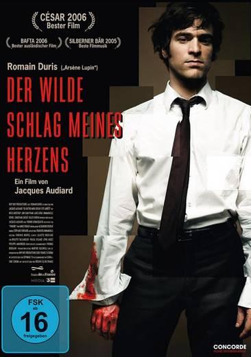 DVD Der wilde Schlag meines Herzens FSK: 16