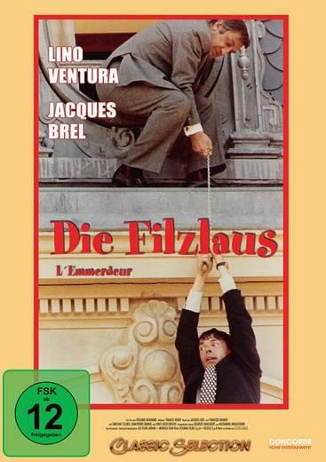 DVD Die Filzlaus FSK: 12