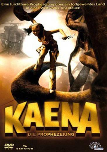 DVD Kaena Die Prophezeiung FSK: 12