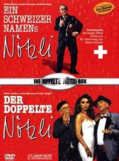 DVD Ein Schweizer Namens Nötzli & Der doppelte Nötzli FSK: 12