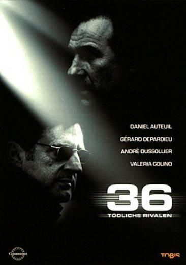 DVD 36 Tödliche Rivalen FSK: 16