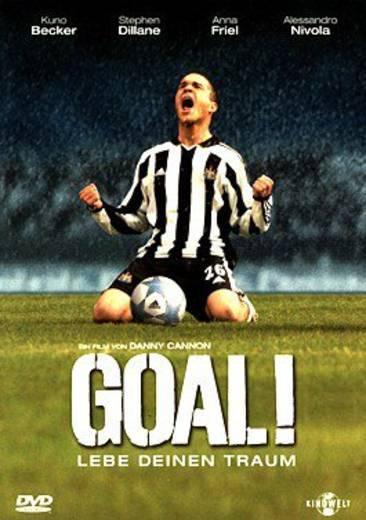 DVD Goal! Lebe deinen Traum FSK: 12
