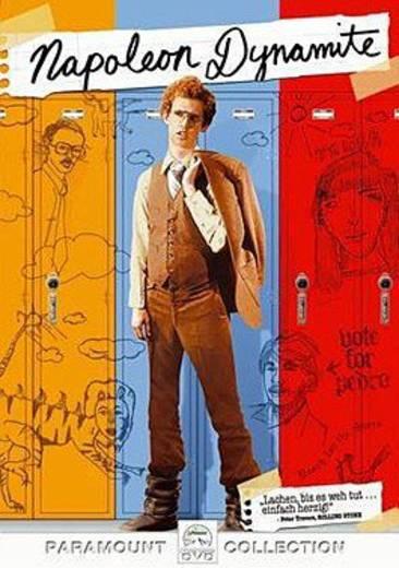 DVD Napoleon Dynamite FSK: 0